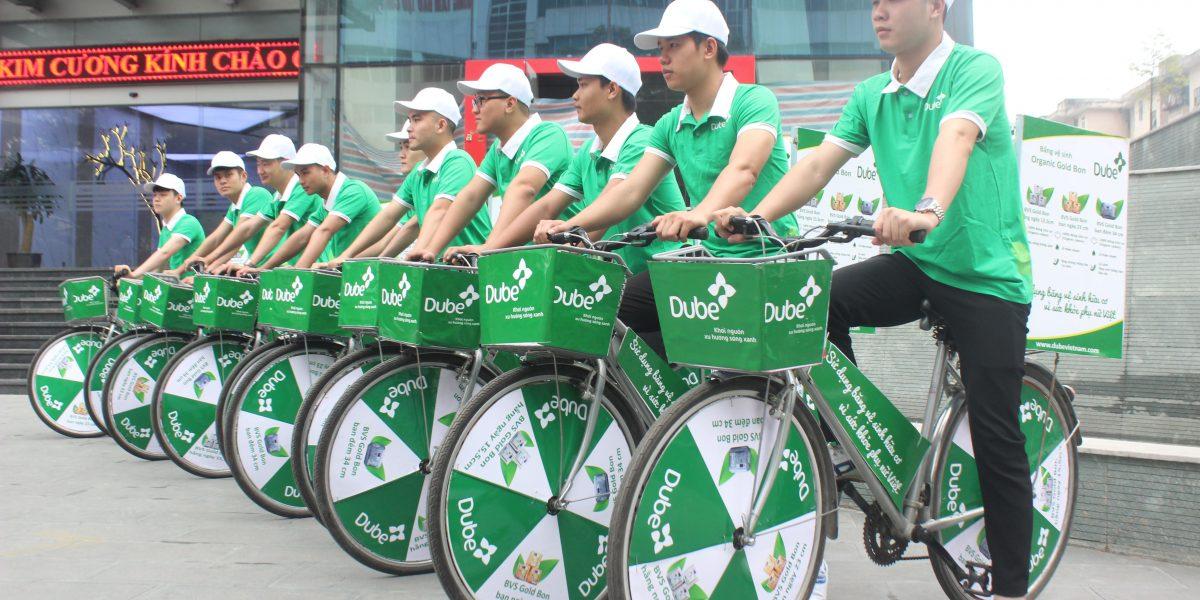 Tổ chức roadshow tại Hà Nội.